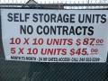 storage units banner