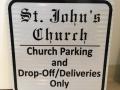 ST. JOHN SIGN