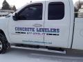 Concrete Levelers truck (2)