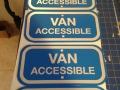 van access