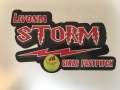 LIVONIA STORM STICKER